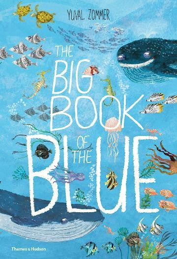 THE BIG BOOK OF BLUE - YUVAL ZOMMER