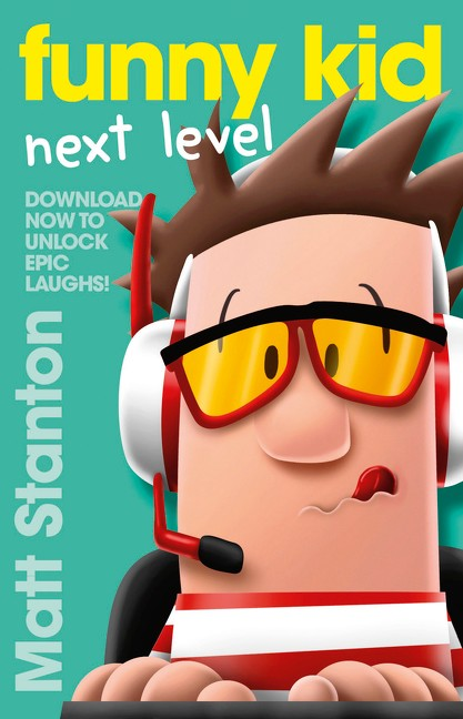 FUNNY KID 9 NEXT LEVEL - MATT STANTON