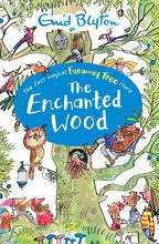 Load image into Gallery viewer, THE ENCHANTED WOOD - ENID BLYTON