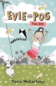 EVIE AND POG TAKE OFF - TANIA MCCARTNEY
