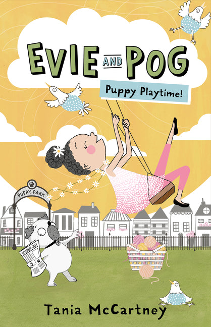 EVIE AND POG PUPPY PLAYTIME - TANIA MCCARTNEY