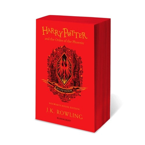 HP ORDER OF THE PHOENIX GRYFFINDOR EDITION