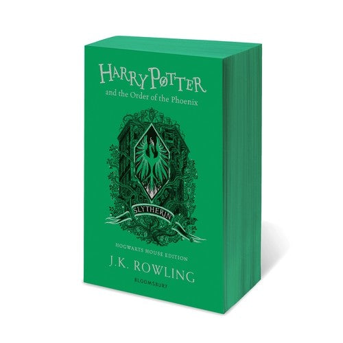 HP ORDER OF PHOENIX SLYTHERIN EDITION