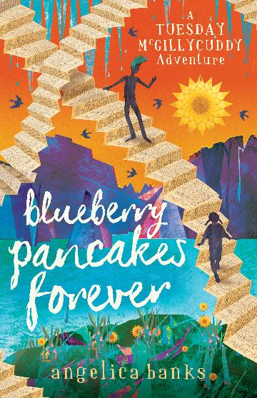 BLUEBERRY PANCAKES FOREVER - ANGELICA BANKS