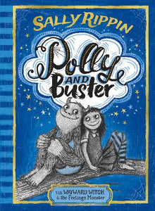 POLLY AND BUSTER 1 WAYWARD WITCH AND FEELINGS MONSTER