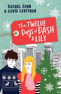 TWELVE DAYS OF DASH AND LILY - RACHEL COHN