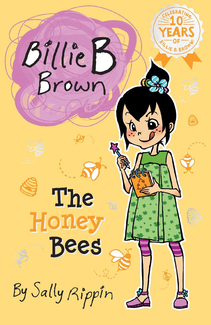 BILLIE B BROWN HONEY BEES