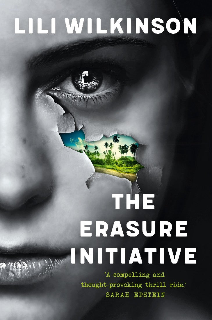 THE ERASURE INITIATIVE - LILI WILKINSON