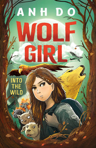 WOLF GIRL 1 INTO THE WILD - ANH DO