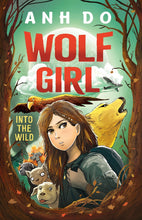Load image into Gallery viewer, WOLF GIRL 1 INTO THE WILD - ANH DO
