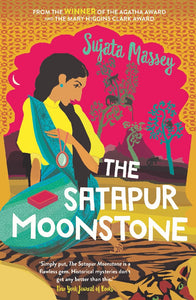 THE SATAPUR MOONSTONE - SUJATA MASSEY