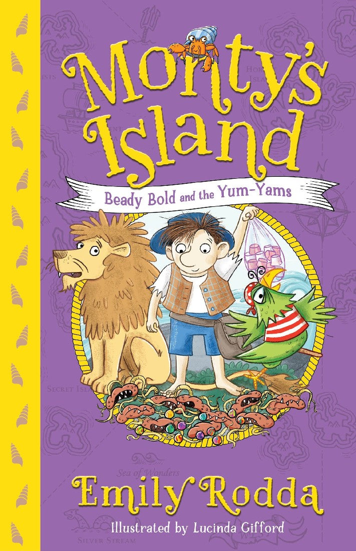 MONTY ISLANDS BEADY BOLD AND THE YUM-YAMS - EMILY RODDA