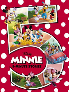 DISNEY MINNIE 5-MINUTE STORIES