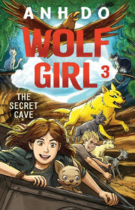 WOLF GIRL 3 THE SECRET CAVE - ANH DO