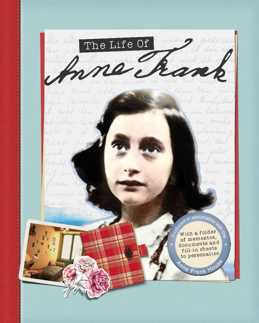THE LIFE OF ANNE FRANK - KAY WOODWARD