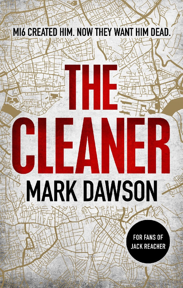 THE CLEANER - MARK DAWSON