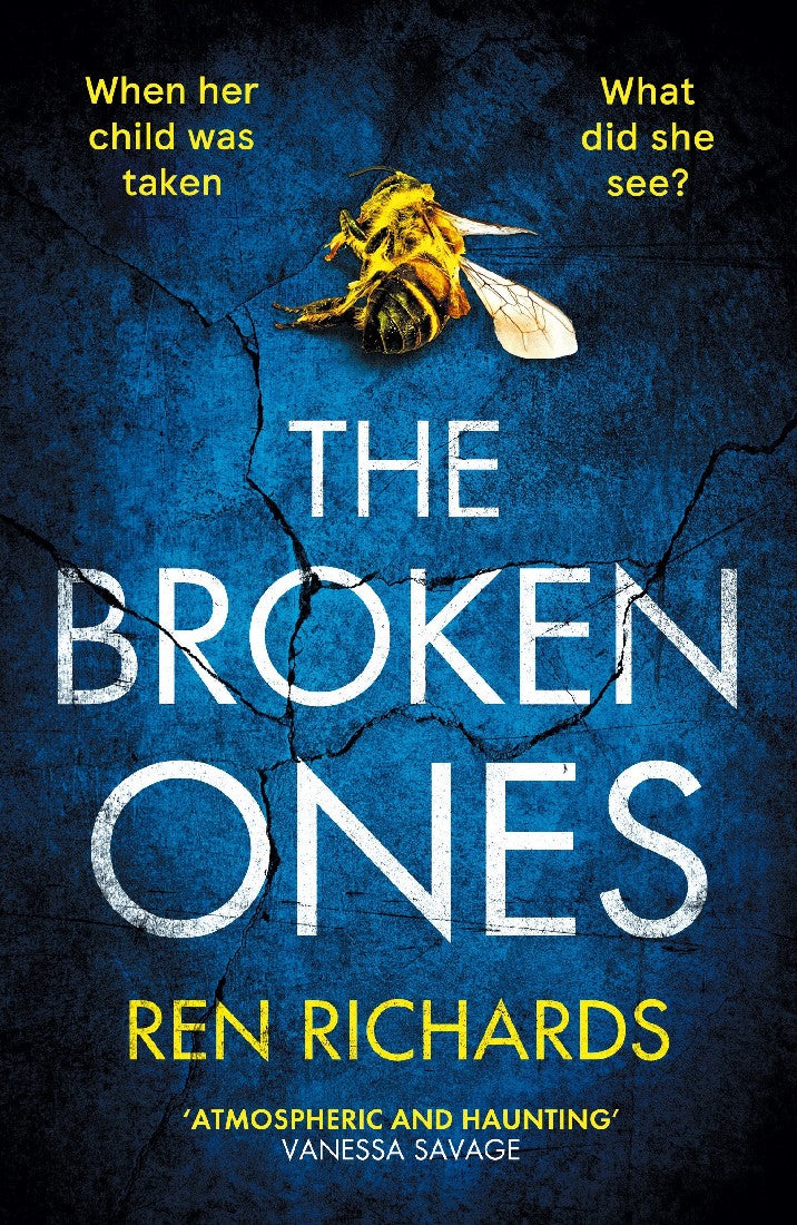 THE BROKEN ONES - REN RICHARDS