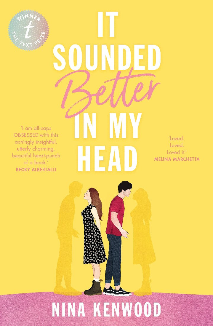 IT SOUNDED BETTER IN MY HEAD - NINA KENWOOD