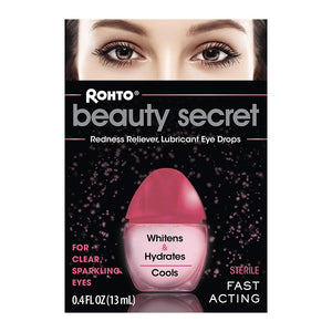 Rohto® Beauty Secret Eye Drops