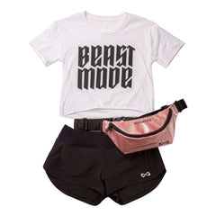 BEAST MODE CROP TOP T-Shirt NfinityiNsiders