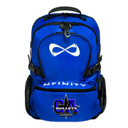 California All Stars Classic + Backpack Custom Product Nfinity