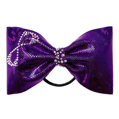 HAIR BOW - NO TAIL Accessories NfinityiNsiders PURPLE