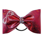 HAIR BOW - NO TAIL Accessories NfinityiNsiders RED