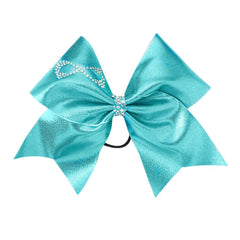 HAIR BOWS Accessories NfinityiNsiders LIGHT TEAL
