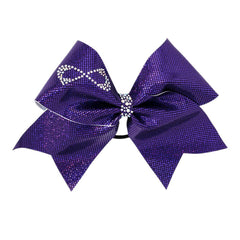 HAIR BOWS Accessories NfinityiNsiders PURPLE
