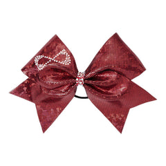 HAIR BOWS Accessories NfinityiNsiders RED