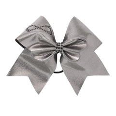 HAIR BOWS Accessories NfinityiNsiders SILVER