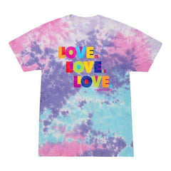 LOVE IS LOVE T-SHIRT T-Shirt NfinityiNsiders