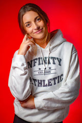 NFINITY ATHLETIC UNISEX HOODIE Outerwear Nfinity