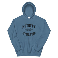 NFINITY ATHLETIC UNISEX HOODIE Outerwear Nfinity BLUE L