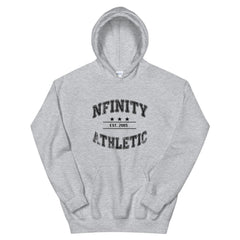 NFINITY ATHLETIC UNISEX HOODIE Outerwear Nfinity GREY L
