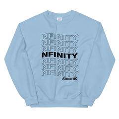 NFINITY PULLOVER Outerwear Nfinity Light Blue S