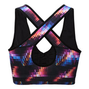PATTERNED SPORTS BRA Sports Bra NfinityiNsiders
