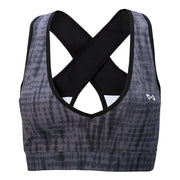 PATTERNED SPORTS BRA Sports Bra NfinityiNsiders XS TIE-DYE