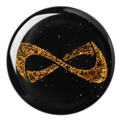 POP SOCKET Nfinity GOLD SPARKLE