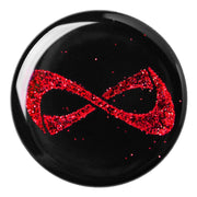 POP SOCKET Nfinity RED SPARKLE