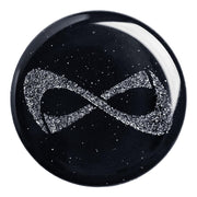 POP SOCKET Nfinity SILVER SPARKLE