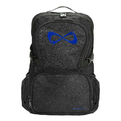 SPARKLE BACKPACK Backpack Nfinity BLACK/BLUE