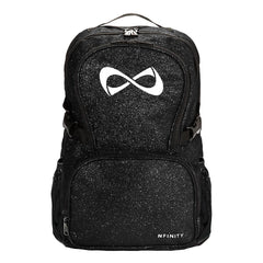SPARKLE BACKPACK Backpack Nfinity BLACK/WHITE