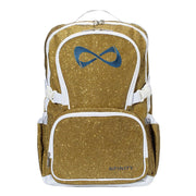 SPARKLE BACKPACK Backpack Nfinity GOLD/NAVY