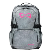 SPARKLE BACKPACK Backpack Nfinity GRAY/PINK
