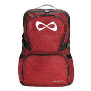 SPARKLE BACKPACK Backpack Nfinity RED/WHITE