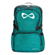 SPARKLE BACKPACK Backpack Nfinity TEAL/WHITE