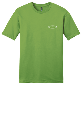 Rehab Source - Kiwi Green T-shirt - Logo Only