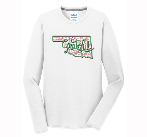 LONG SLEEVE-Grateful