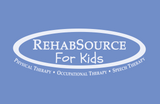 Rehab Source For Kids - Heathered Royal T-shirt